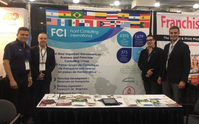 FCI presente en la International Franchise Expo de Nueva Yor