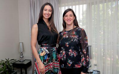 Matilde Elhordoy en un nuevo programa de Business Club